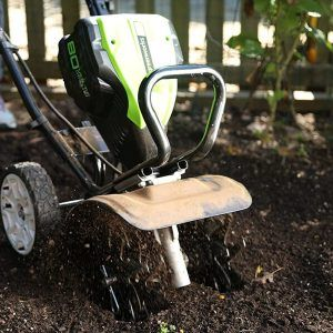 What is the Best Electric Tiller for Breaking New Ground?