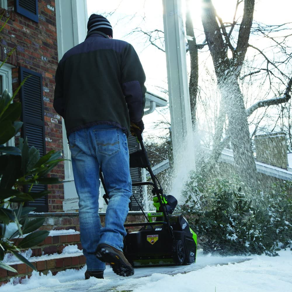 Best Battery Powered Snow Blower