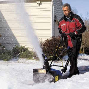 Best Snow Blower for Elderly