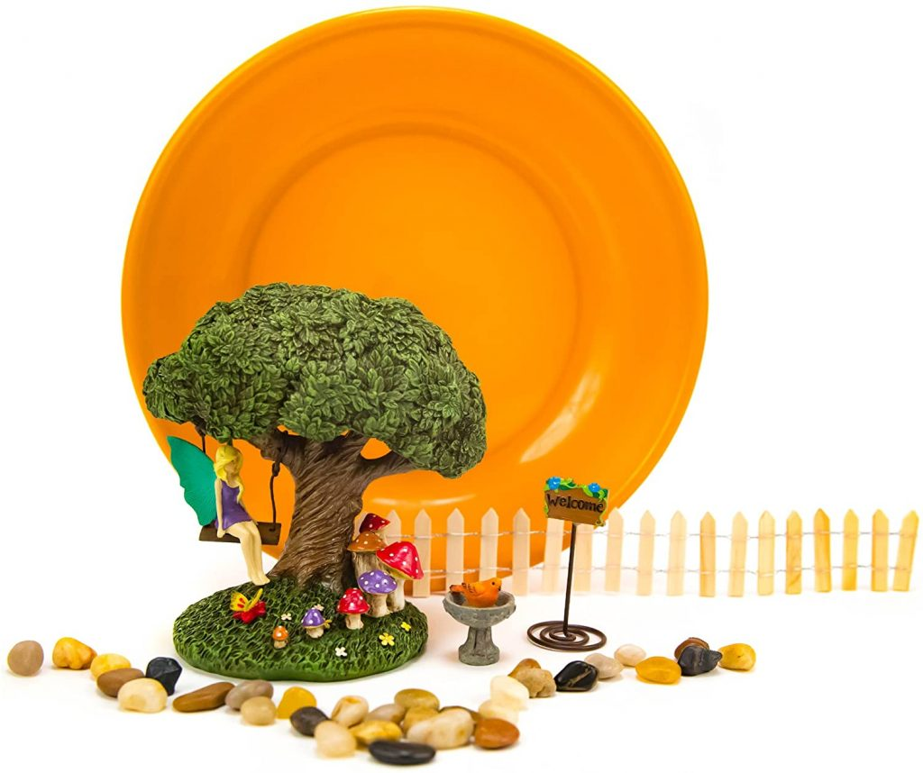 Creative Roots Create Your Own Fairy Garden