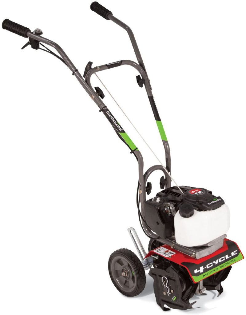 Earthquake MC432-Cycle Mini Tiller