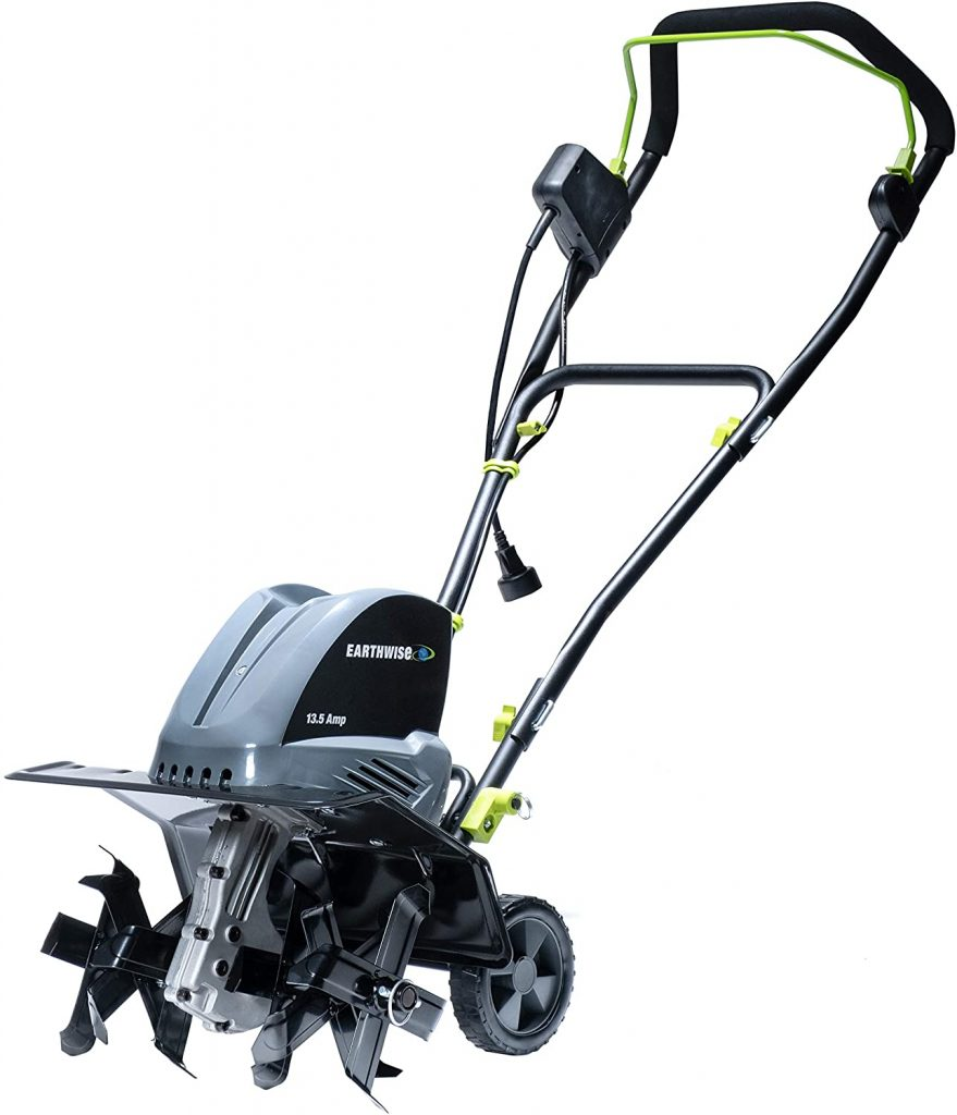 Earthwise TC70016 16-Inch 13.5-Amp Corded Electric Tiller