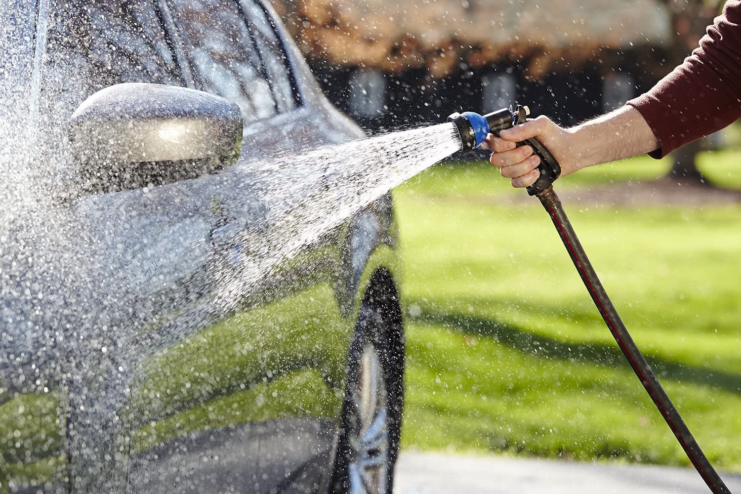 Best Hose Nozzle for Car Wash