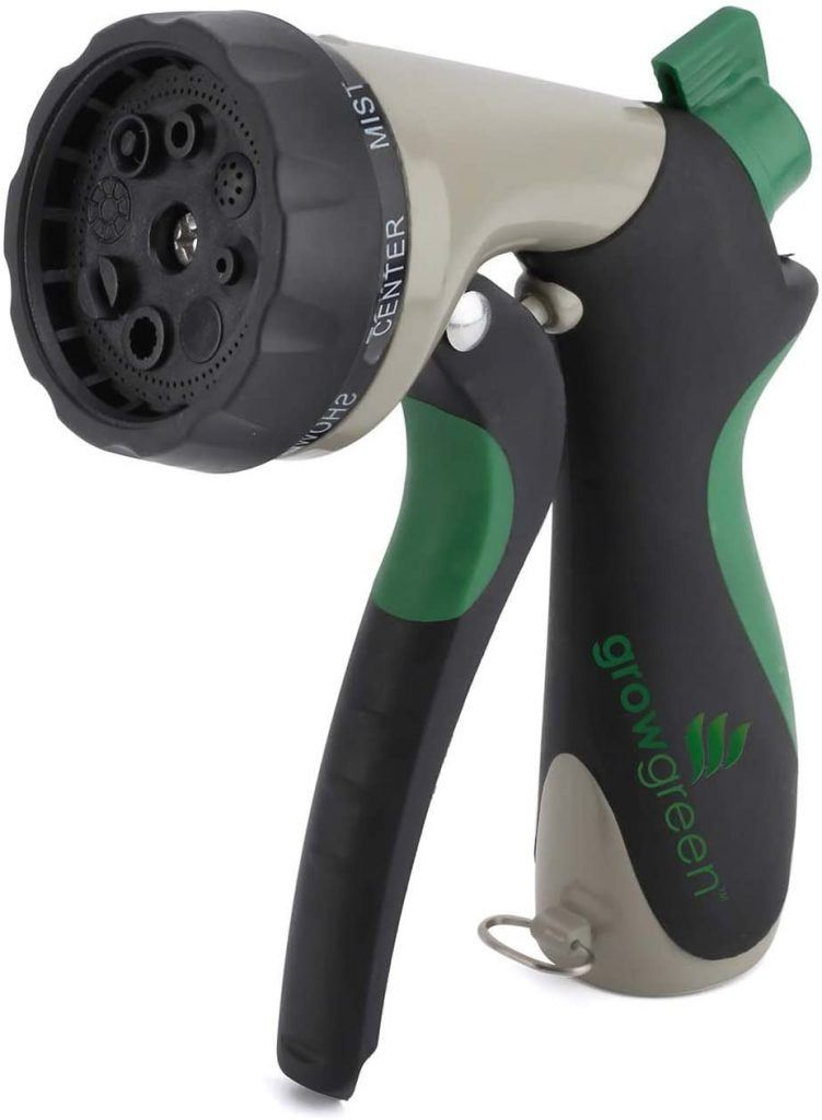 GrowGreen #1 Best Recommended Garden Hose Nozzle