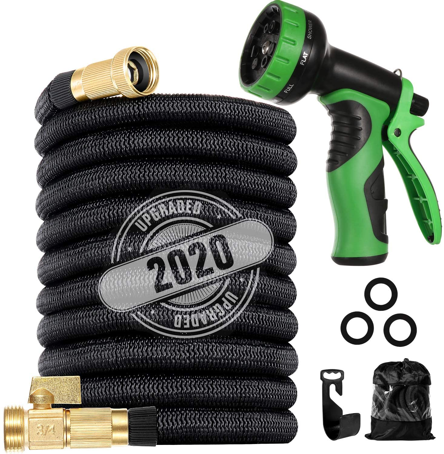 Best 200 Ft Garden Hose Reviews and Buying Guide 2021