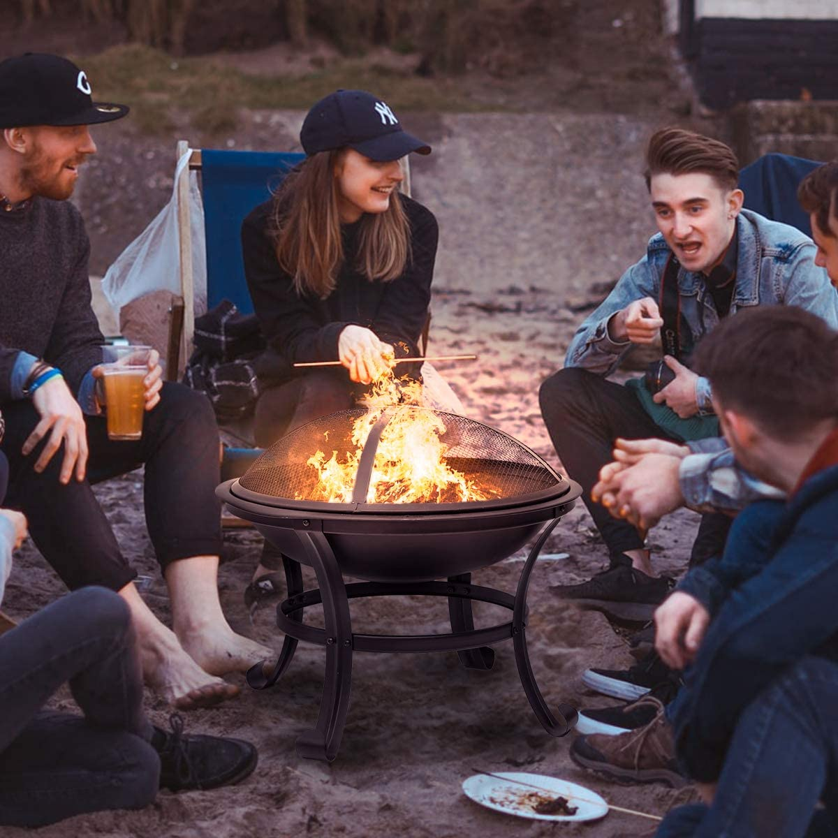 Best Fire Pit Under 50 Reviews and Buying Guide 2021
