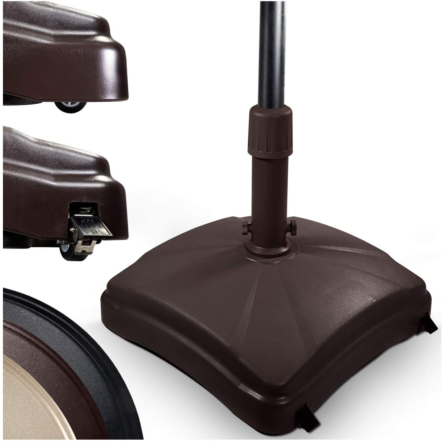 Best Umbrella Base with Wheels Reviews and Buying Guide 2021