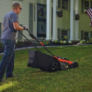 What is the Best Lawn Mower with Bag?