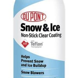 What are the Best Non-Stick Sprays for Snow Blowers?