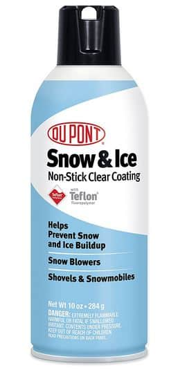 Best Non-Stick Spray for Snow Blowers Reviews and Buying Guide 2021
