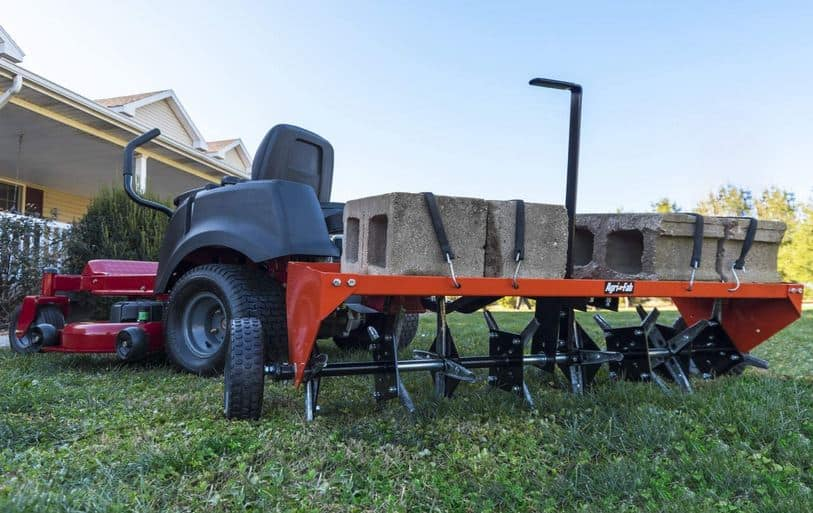 Best Pull-Behind Aerator Reviews and Buying Guide 2021