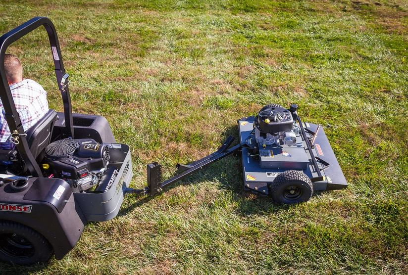Best Pull Behind Mower Reviews and Buying Guide 2021