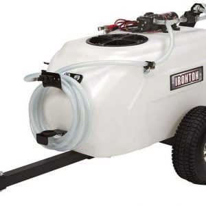 What are the Best Pull-Behind Sprayers?