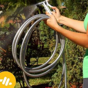 What is the Best Stainless Steel Garden Hose?