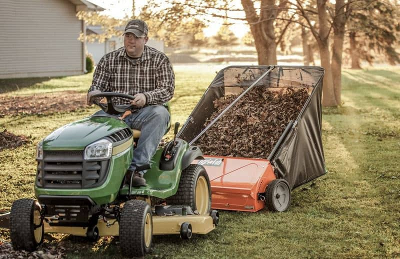 Best Tow-Behind Lawn Sweeper Reviews and Buying Guide 2021
