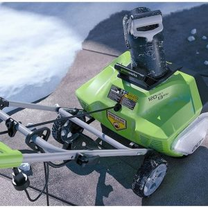 What is the Best Electric Snow Blower?