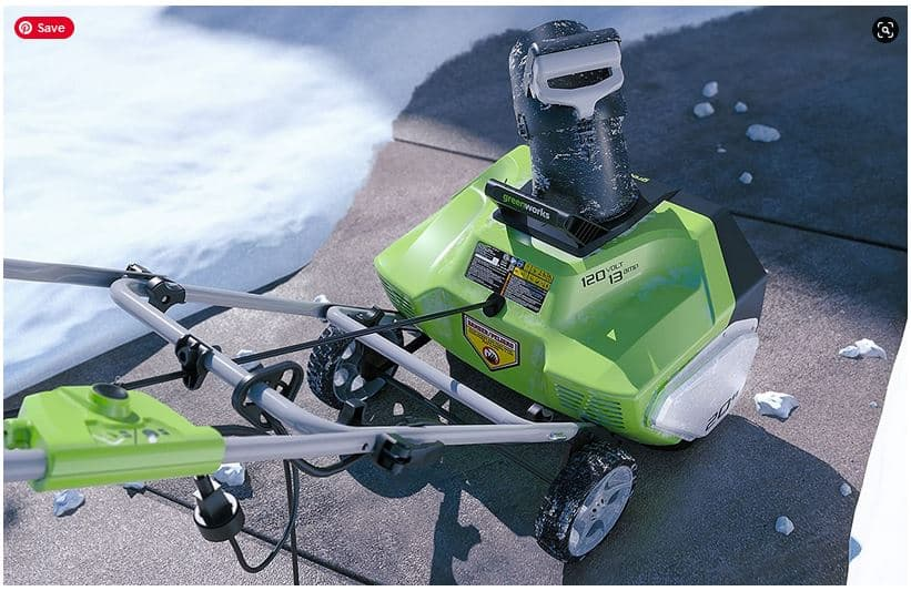 What is the Best Electric Snow Blower
