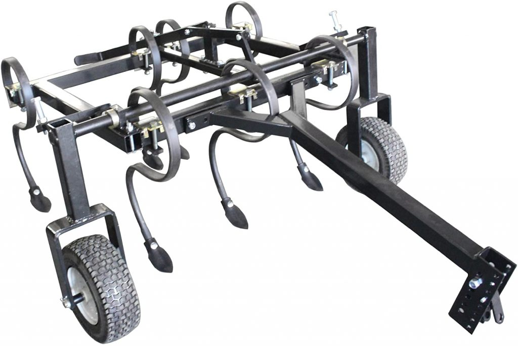 48 inch ATV Tow-Behind Cultivator