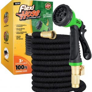 What are the Best 100 Foot Garden Hoses?
