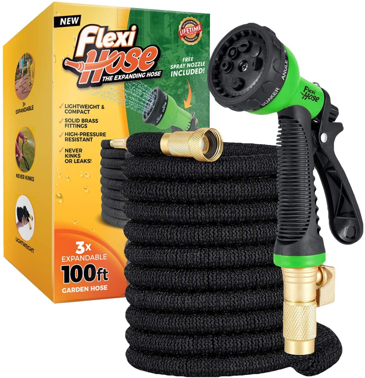 Best 100 Foot Garden Hose Reviews and Buying Guide 2021