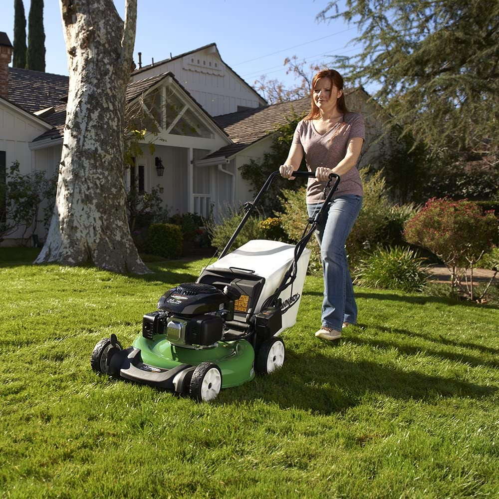 Best Electric Start Lawn Mower Reviews and Buying Guide 2021