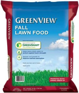 Best Lawn Fertilizer in Fall Reviews and Buying Guide 2021